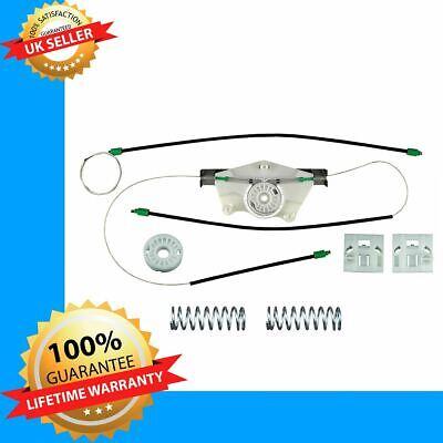 Para Seat Toledo Ventana Enrollador Eléctrico Regulador Elevador Cables Clips De