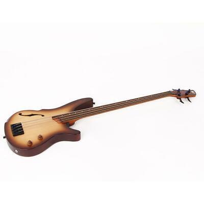 Ibanez SR Workshop SRH500 4-String Fretless Electric Bass Guitar - SKU#1168972