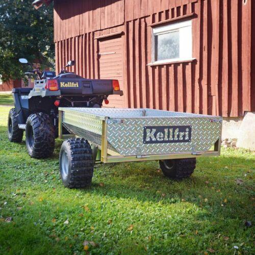 Kellfri TV06PRO Quad/ATV Trailer 490+VAT