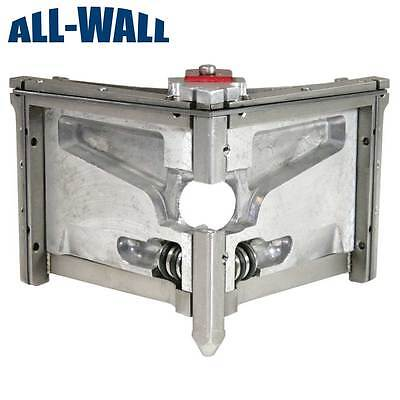 Level5 3.5 Drywall Angle Head Corner Finisher Tool - Fits Most Angle Boxes