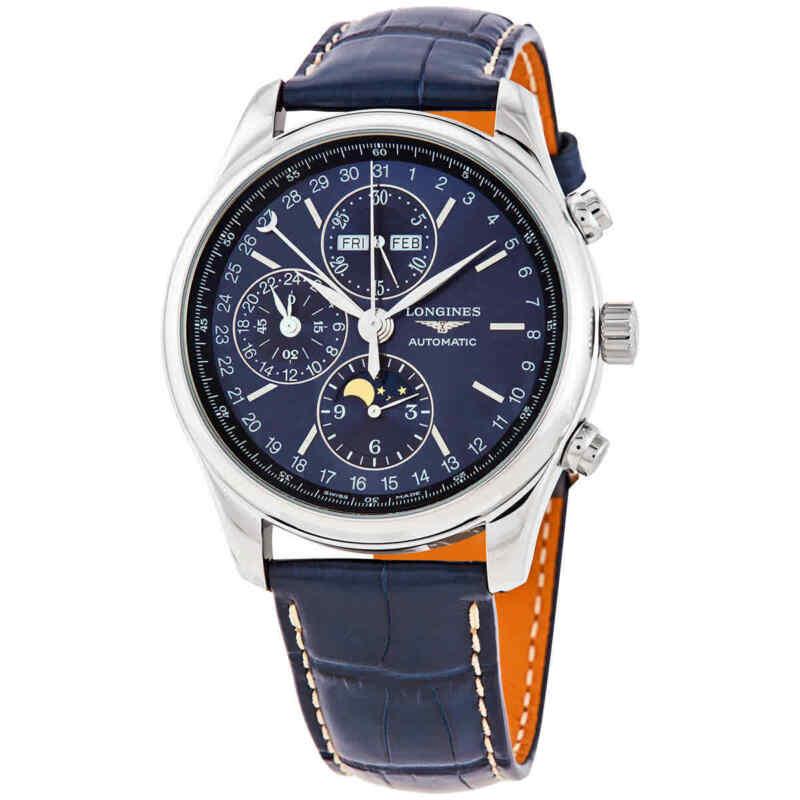 Longines-Master-Chronograph-Automatic-Blue-Dial-Men-Watch-L27734920