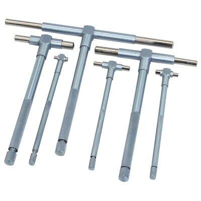 Telescopic Gauge Set - Machinists Hand Tool Tools Inside Bore Snap Gauges
