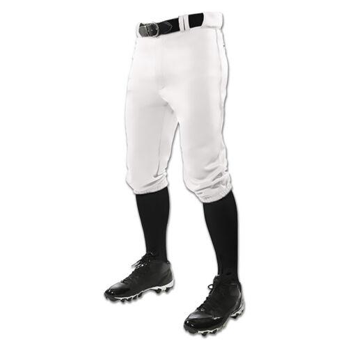 Champro Triple Crown Knicker Youth Baseball Pants - White (NEW) Lists @ $24
