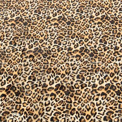 0.5x2m Water Transfer Print Film Us Hydrographic Hydro Dip Leopard Animal Camo