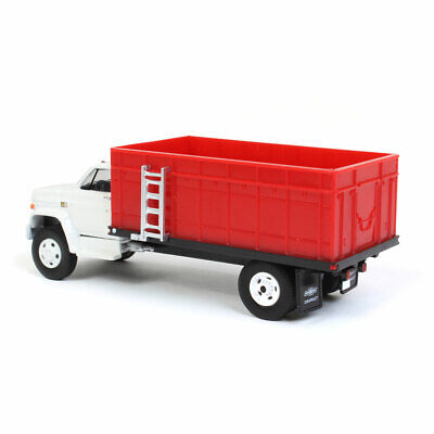 1:64 Greenlight Chevy C60 Grain Truck with White Cab 51310-C 3