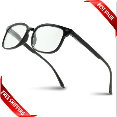 Multi Focus Progressive Reading Glasses 3 Powers in 1 Reader Spring Hinge (Hinge Reading Glasses)