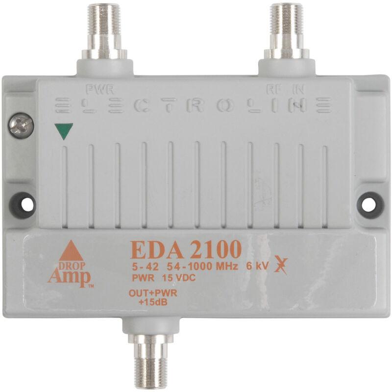 Electroline EDA 2100 1-port RF/CATV Amplifier
