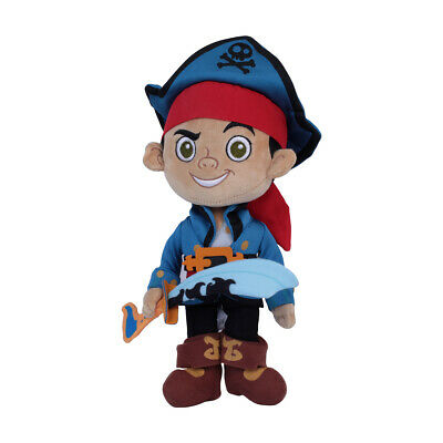 Jake And The Neverland Pirates Halloween Game (Disney Toy Story Captain Jake and the Neverland Pirates Plush Doll Toy-12)