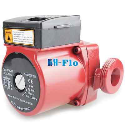 New 1-12 220v 3 Speed Hot Water Circulatingcirculator Pumpcirculation Pump