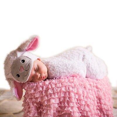 Baby Lamb Costume Bunting Swaddle Halloween Fancy Dress