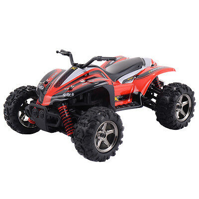 (1:24 2.4G High Speed RC ATV Buggy Off Road Car Remote Control Truck Christmas)