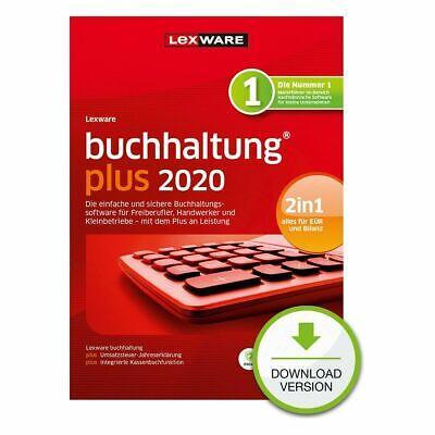 Lexware Buchaltung Plus 2020 Vollversion Updates Download NEU