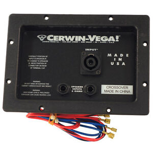 wiring diagram for cerwin vega d3 speakers wiring wiring cerwin vega crossover consumer electronics