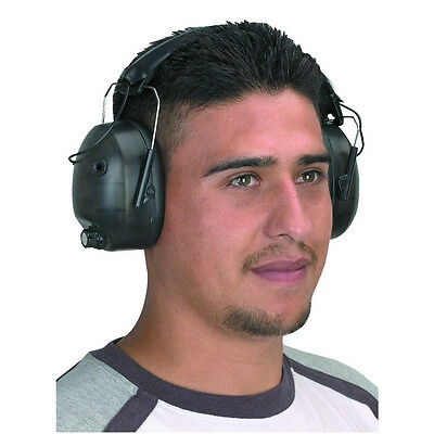 New 24 Nnr Noise Canceling Electronic Ear Muff Protector Shooting