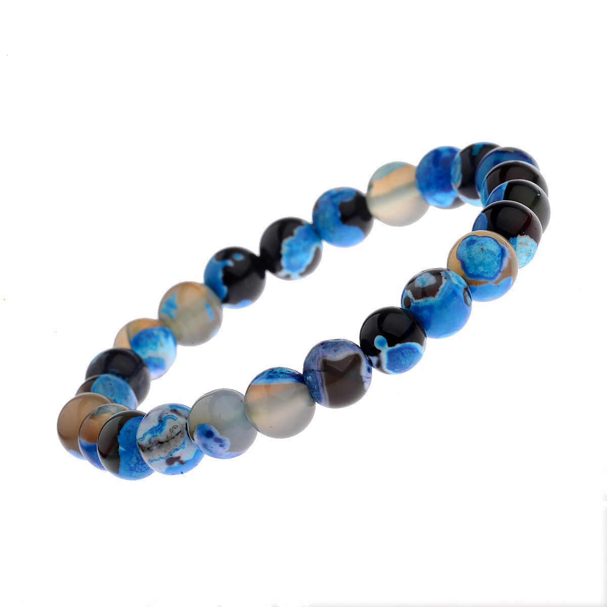 Colourful Stone beads style 4