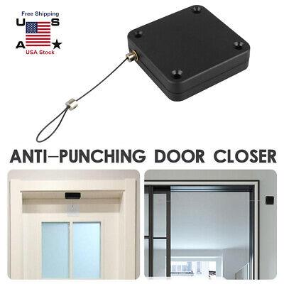 Punch-free Automatic Sensor Door Closer Portable Home Office Doors Off Closer Us