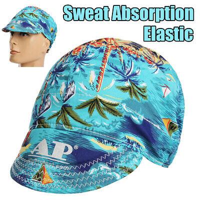 Sweat Absorption Elastic Welding Hat Cap Welder Flame Resistant Coconut Tree