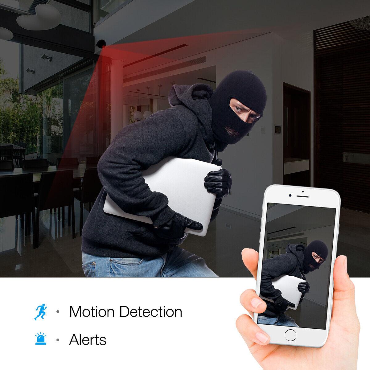Mini Wireless WIFI IP Camera HD 1080P Smart Home Security Camera Night Vision