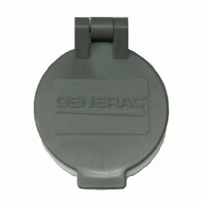 Generac Gnc-6393 Flip Lid Accessory Power Inlet Boxes With Spring Loaded Design