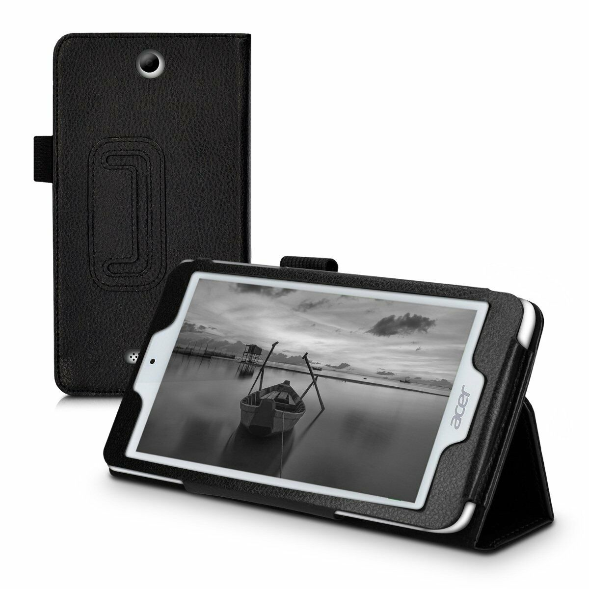 Image of Tablethutbox Slim Smart Cover Case For Acer Iconia One 7 B1-780 / B1-790 Case
