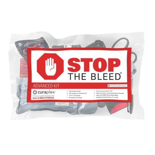 Curaplex Stop the Bleed®, Advanced Kit w/C-A-T