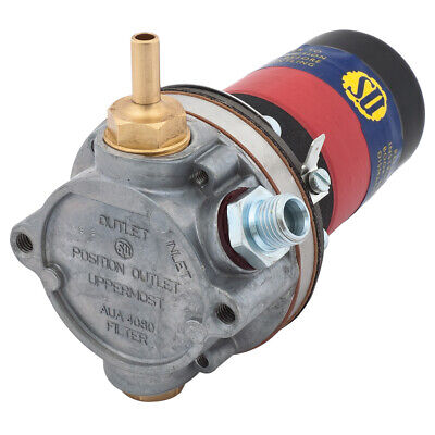 Morris Minor S2 1000 Fuel pump Electronic Positive Earth SU Burlen 1957-1971 NEW