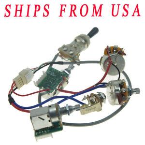 Guitar Wiring Harness   eBay on gibson es-335 wiring, gibson 50s wiring, gibson switch wiring, gibson les paul wiring mods,