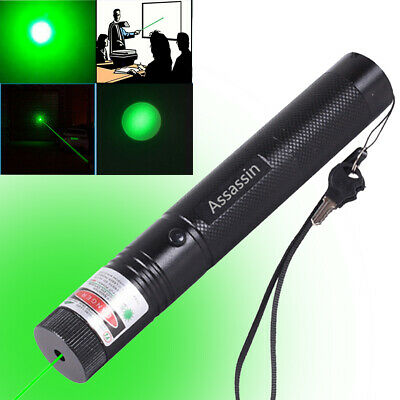 990miles Upgraded Green Laser Pointer Light Beam Astronomy Laser Hiking Torches