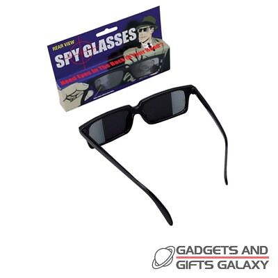 SPY GLASSES SUNGLASSES WITH MIRRORS SEE BEHIND! science toy gift childs - Spy Kids Sunglasses