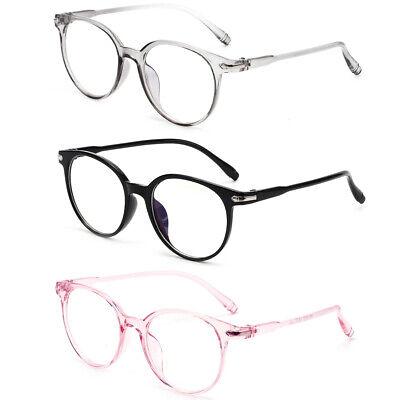 Blue Light Blocking Glasses Clear Frame Anti Glare Eyewear Computer  Vision (Anti Glare Clear Glasses)
