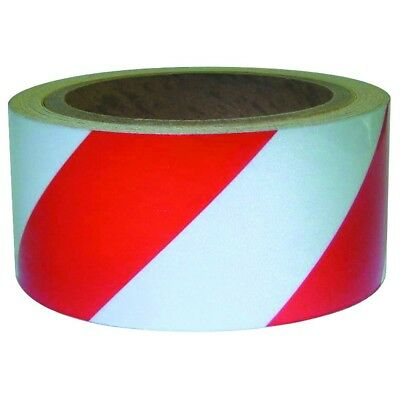 2 X 30ft Reflective Safety Tape Red Silver For Trailers Trucks Atv Motorcycle