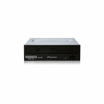 Pioneer BDR-211UBK BD/DVD/CD Writer Supporting 4K Ultra HD Blu-Ray Playback