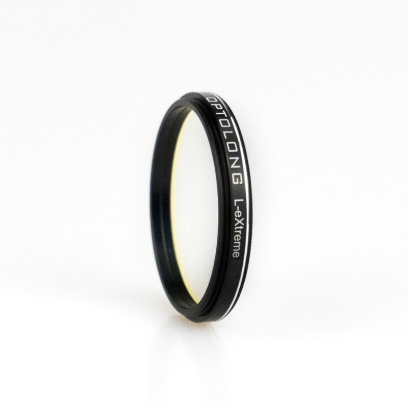 """Optolong L-eXtreme Dual Bandpass Light Pollution Reduction Imaging Filter - 2"""""""