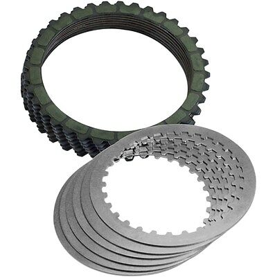 Barnett Carbon Fiber Clutch Plate Kit for Victory Motorcylces