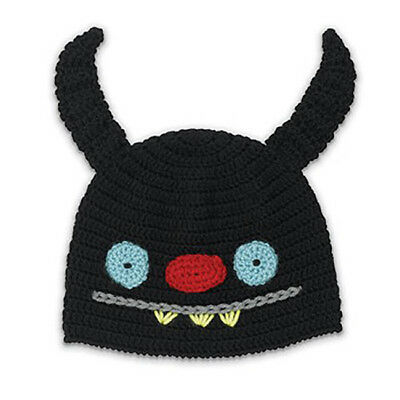 Uglydoll Ninja Batty Shogun Hat   Black