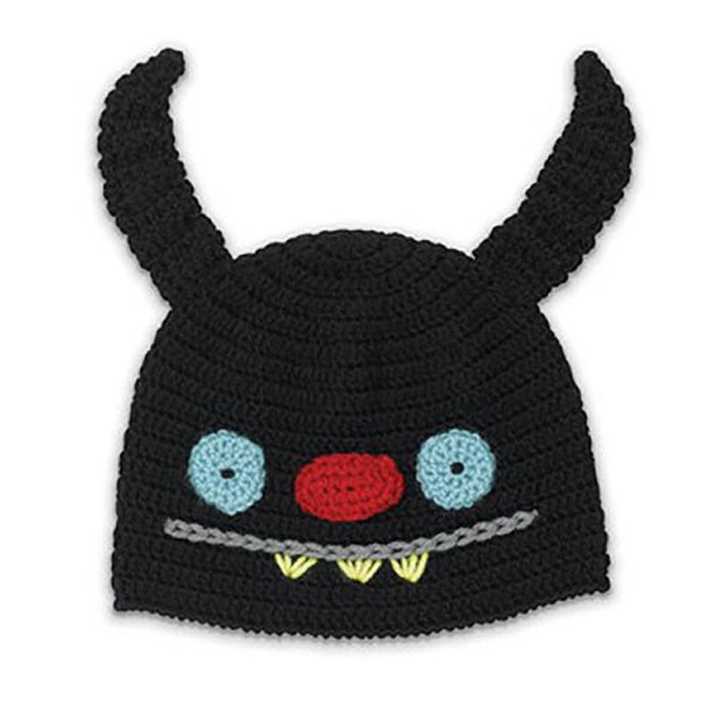 Uglydoll Ninja Batty Shogun Hat - Black