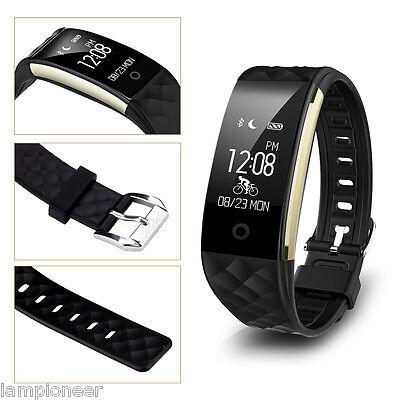 Diggro S2 Smart Watch Heart Rate Bracelet Sports Fitness Tracker IP67 Waterproof