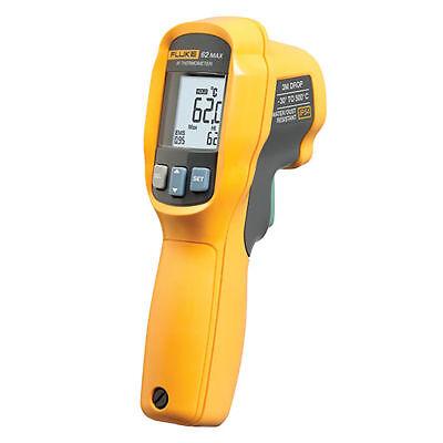 Fluke 62-max Mini Infrared Thermometer Thermal Temperature Reader -30c To 500c