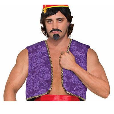 Forum Novelties Mens Purple Genie Costume Vest - Genies Costumes