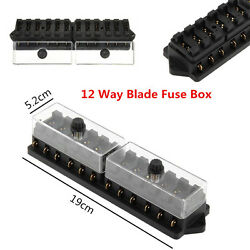 toyota fj cruiser fuse holders what to look for when buying 12v circuit 12way standard ato atc blade block fuse box holder for car truck van