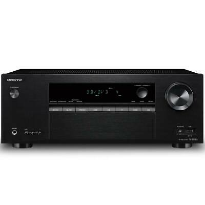 Onkyo Surround Sound Audio & Video Component Receiver - Black -