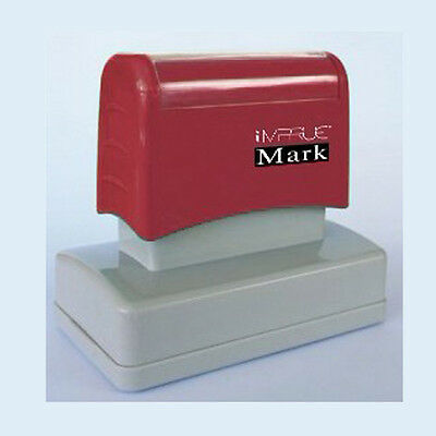 Signature -custom Pre Ink Signature Stamp For Office Personal Use -24mm X 60mm