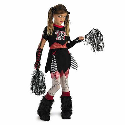 D/Ceptions 2 Cheerless Leader Deluxe Tween Costume, 14-16 NEW (Cheerless Leader)