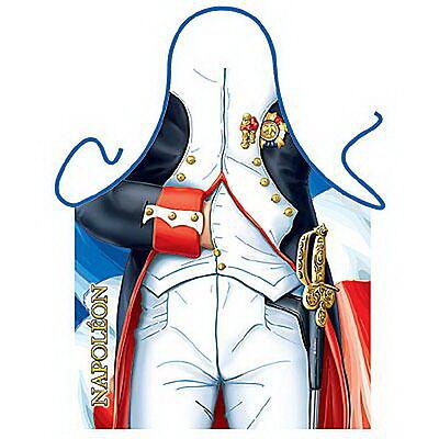 Lustige Männer Grillschürze Napoleon Kochschürze Partyschürze Herren Geschenk  (Lustige Herren Schürzen)