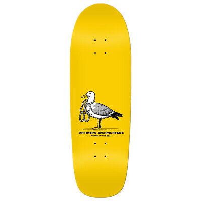 "Anti Hero Skateboard Deck X GNARHUNTERS 9.55"" Shaped Collab Directional Antihero"
