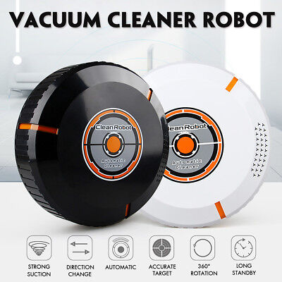 Automatic Rechargeable Strong Suction Sweeping Smart Clean Robot Vacuum Cleaner