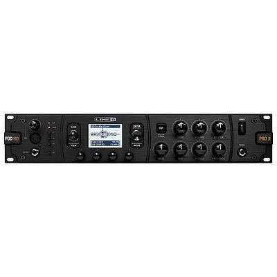 Line 6 POD HD Pro X Multi-Effects Processor