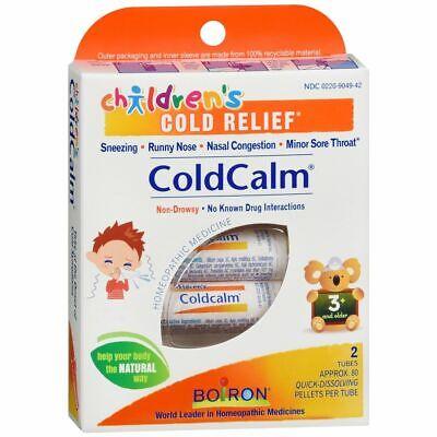 Boiron Children's ColdCalm Quick-Dissolving Pellets - 2 EA