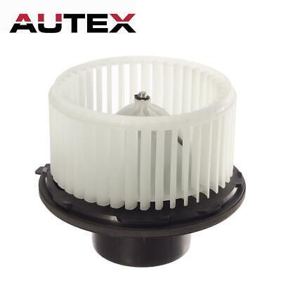 Heater Blower Motor w/Fan Cage 20760618 for Chevrolet Silverado 1500 2500 3500