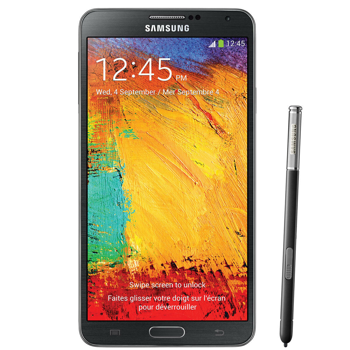 Samsung N900 Galaxy Note 3 32GB Android Verizon Wireless 4G LTE Smartphone